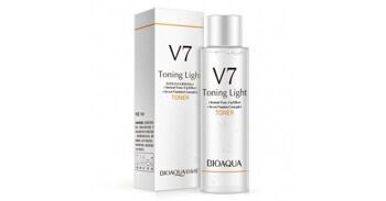Bioaqua Тонер для лица V7 Toning Light, 120мл